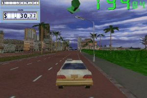 Taxi Racer 14
