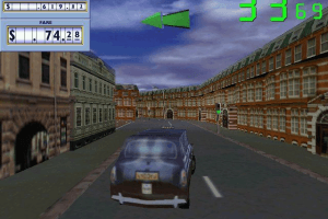 Taxi Racer 17