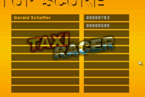 Taxi Racer 3
