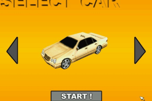 Taxi Racer 4