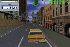 Taxi Racer 6