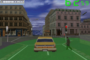 Taxi Racer 7