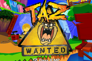 Taz: Wanted 1