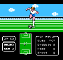 Tecmo Cup: Soccer Game 1