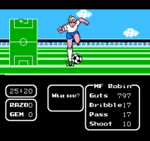 Tecmo Cup: Soccer Game 2