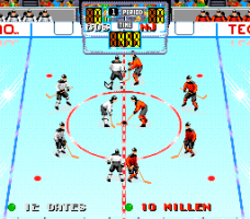 Tecmo Super Hockey abandonware