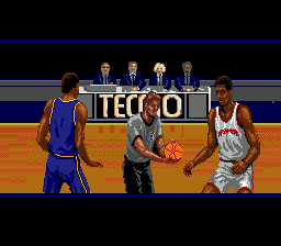 Tecmo Super NBA Basketball 10