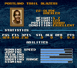 Tecmo Super NBA Basketball 7
