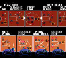 Tecmo Super NBA Basketball abandonware