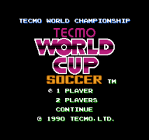 Tecmo World Cup Soccer 0