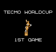 Tecmo World Cup Soccer 2