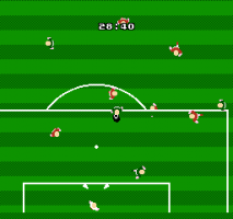 Tecmo World Cup Soccer 4