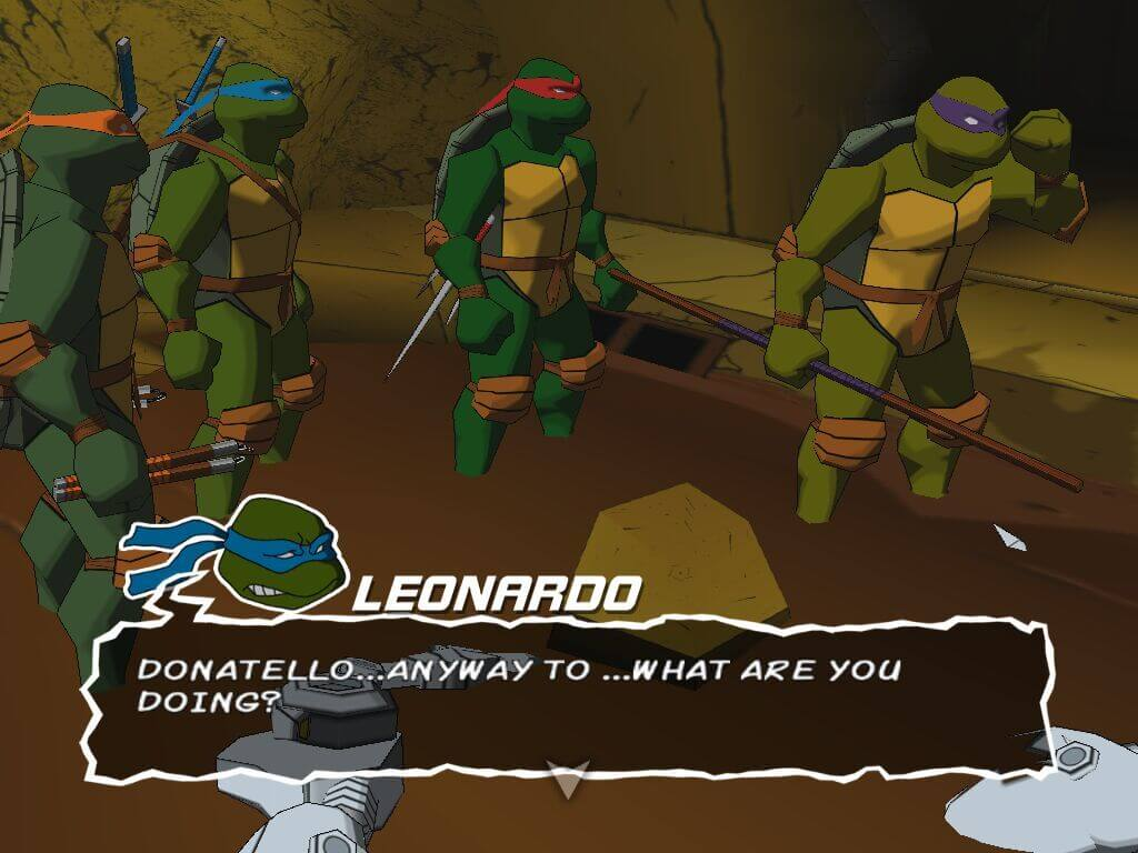 Download Teenage Mutant Ninja Turtles Windows My Abandonware