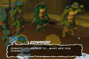 Teenage Mutant Ninja Turtles abandonware