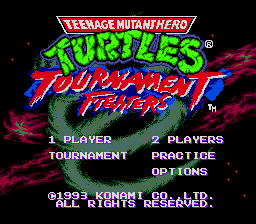Teenage Mutant Ninja Turtles: Tournament Fighters 0