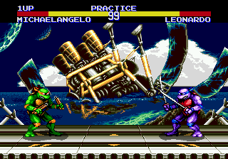 Teenage Mutant Ninja Turtles: Tournament Fighters 2