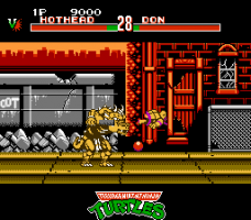 Teenage Mutant Ninja Turtles: Tournament Fighters 14