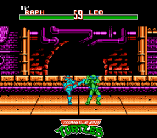 Teenage Mutant Ninja Turtles: Tournament Fighters 5