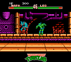 Teenage Mutant Ninja Turtles: Tournament Fighters 6