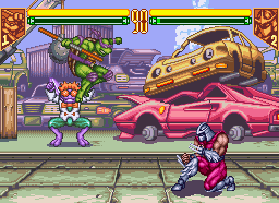 Teenage Mutant Ninja Turtles: Tournament Fighters 23
