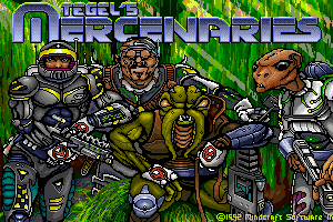 Tegel's Mercenaries 0
