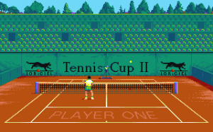Tennis Cup 2 3