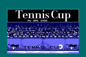 Tennis Cup 0