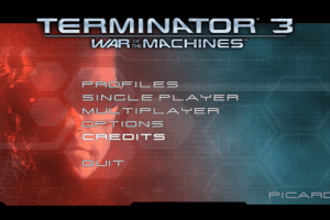Terminator 3: War of the Machines 0
