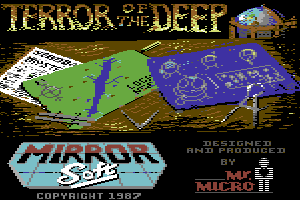 Terror of the Deep 0