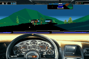 Test Drive III: The Passion 3