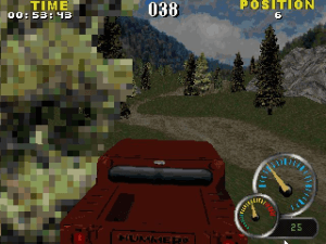 Test Drive: Off-Road 2 abandonware