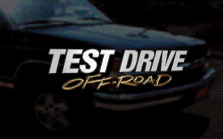 Test Drive: Off-Road 6