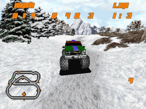 Test Drive: Off-Road abandonware