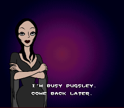 The Addams Family: Pugsley's Scavenger Hunt 12