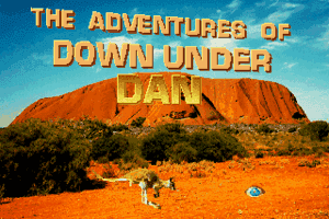 The Adventures of Down Under Dan 0