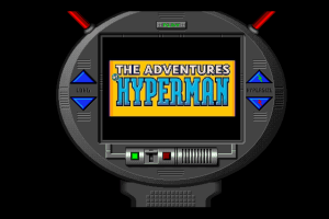The Adventures of Hyperman 1