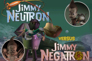 The Adventures of Jimmy Neutron: Boy Genius Vs. Jimmy Negatron 1