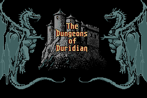 The Adventures of Maddog Williams in the Dungeons of Duridian 1