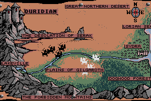 The Adventures of Maddog Williams in the Dungeons of Duridian abandonware
