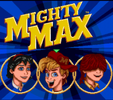 The Adventures of Mighty Max abandonware