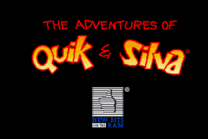 The Adventures of Quik and Silva 0