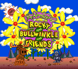 The Adventures of Rocky and Bullwinkle and Friends 0