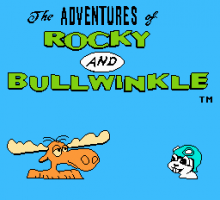 The Adventures of Rocky and Bullwinkle and Friends abandonware