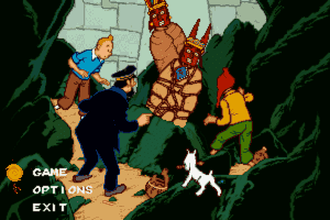The Adventures of Tintin: Prisoners of the Sun 3
