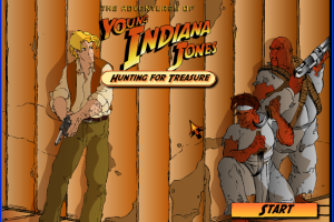 The Adventures of Young Indiana Jones: Hunting for Treasure 0