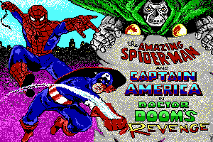 The Amazing Spider-Man and Captain America in Dr. Doom's Revenge! 8