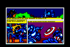 The Amazing Spider-Man and Captain America in Dr. Doom's Revenge! 3