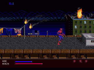 The Amazing Spider-Man: Web of Fire 9