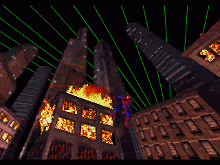 The Amazing Spider-Man: Web of Fire 3