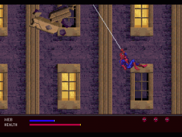 The Amazing Spider-Man: Web of Fire abandonware